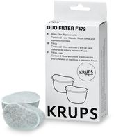 Krups Duo Filter Water Filters (Set of 2)