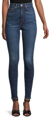 Rag & Bone Jane High-Rise Skinny Jeans