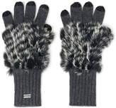 Quinn Parsons Fur & Cashmere Gloves