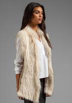 Graham & Spencer Rabbit Fur Vest