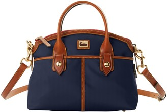 Dooney & Bourke Wayfarer Domed Satchel
