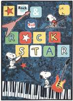 Peanuts Rockstar Accent Rug