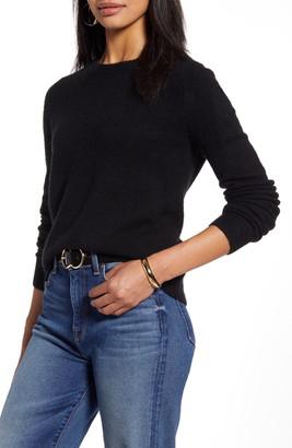 Halogen Crewneck Pullover Sweater