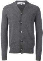 Comme des Garcons V-neck cardigan - men - Wool - M