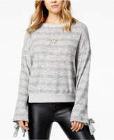 Project Social T Tie-Cuff Sweatshirt