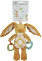 """Kids Preferred Baby Guess How Much I Love You"""" Plush Nutbrown Hare Activity Toy"""