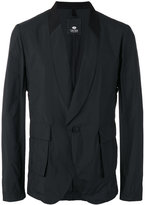 Tom Rebl shawl lapel blazer - men - Linen/Flax/Polyester/Spandex/Elastane/Viscose - 50