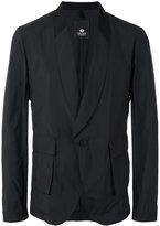 Tom Rebl shawl lapel blazer - men - Linen/Flax/Polyester/Spandex/Elastane/Viscose - 52