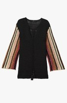 Derek Lam Stripe Sleeve Tunic