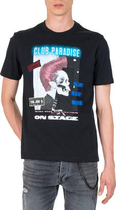 The Kooples Men's Club Paradise Graphic Tee
