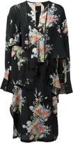 No.21 floral print dress - women - Silk - 44