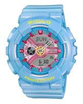Baby-G Ladies Blue Sports Watch