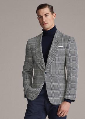 Ralph Lauren Kent Handmade Silk Jacket