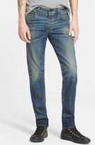 Rag & Bone Men's Standard Issue 'Fit 2' Slouchy Slim Fit Jeans