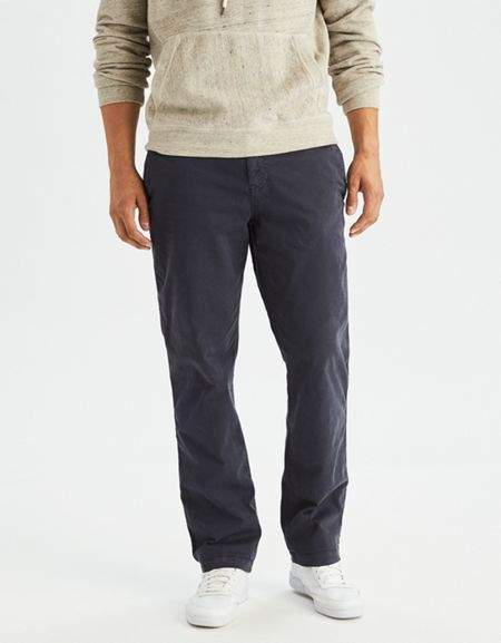 American Eagle Outfitters AE Extreme Flex Original Straight Chino