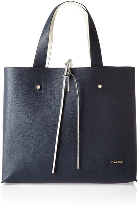 Calvin Klein Women's STEF Reversible Tote Bag