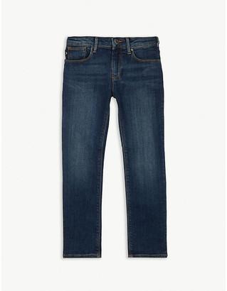 Emporio Armani Slim fit straight leg jeans 4-16 years