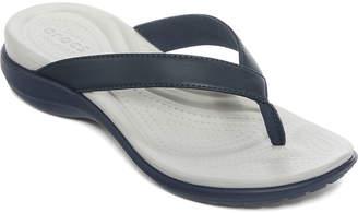 Crocs Womens Capri Flip-Flops