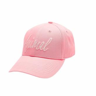 Animal Womens Hazy Cap Strawberry Pink