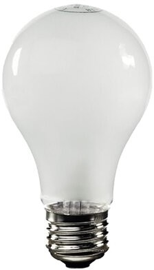 Ren Wil 7 Watt A20 Incandescent Non-Dimmable Light Bulb Warm White 2700 E26/Medium (Standard) Base Ren-Wil