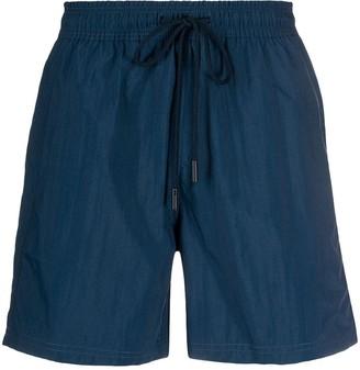Etro drawstring waist swim shorts