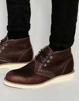 Red Wing Chukka Boots