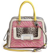 GUESS Carlow Box Satchel