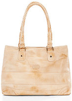 Bed Stu Waverly Check-Embossed Tote