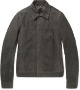 Rick Owens - Nubuck Jacket