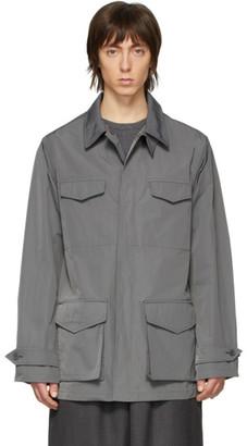 Random Identities Grey Slim Jacket