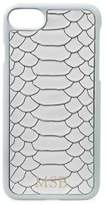 GiGi New York Personalized Python-Embossed Leather iPhone 7 Case