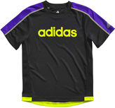 adidas Short-Sleeve Performance Tee - Boys 4-7x