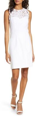 Lilly Pulitzer Sharice Lace Sheath Dress