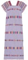 Pippa Holt NO. 73 embroidered cotton kaftan