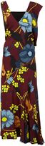 Marni floral print dress - women - Cotton/Viscose - 42