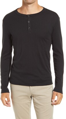Theory Wyndem Slim Fit Henley