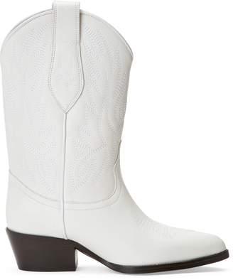 Ralph Lauren Dayna Vachetta Cowboy Boot