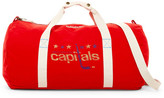 Mitchell & Ness Capitals Washed Canvas Duffle Bag