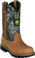 """John Deere Boots 9"""" Camo Wellington (Women's)"""