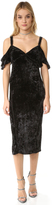 Rachel Zoe Kinsley Velvet Dress