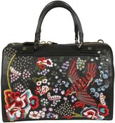 Alice + Olivia Bird Embroidered Tote