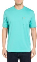 Tommy Bahama Men's Big & Tall 'New Bali Sky' Pima Cotton Pocket T-Shirt