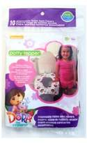 Neat Solutions Dora the Explorer 10-Pack Potty Topper®