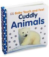 DK Publishing Baby Touch & Feel: Cuddly Animals Book