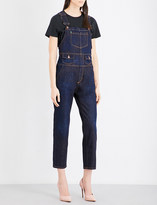 Fiorucci The bobby denim dungarees