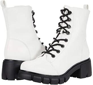 Mia Mila (White) Women's Shoes