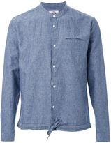 YMC 'Harajuku' drawstring shirt