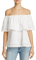 Ppla Nikkita Off-the-Shoulder Top