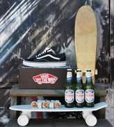 Seletti Skateboard Porcelain Tray - BIA - White