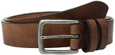 Torino Leather Co. 35mm Antique Polished Harness Leather Men's Belts